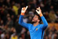 Madrid Salip Liverpool dalam Perburuan Alisson