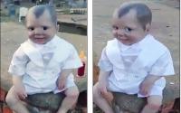 Boneka Ini Jadi Viral karena Aura Mistisnya, Jangan Lihat Matanya!