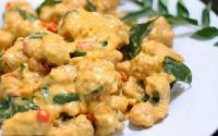 Lagi Ngehits Ayam Goreng Saus Telur Asin, Bikin Sendiri Yuk