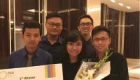 Buat Pestisida Berbahan Alami, Mahasiswa Raih Juara di Ajang Internasional