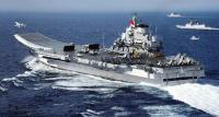 Militer Taiwan Bayangi Rombongan Kapal Induk China