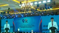 Buka Rapimnas Perindo, Hary Tanoe Usung Jokowi di Pilpres 2019