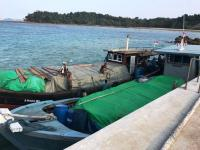 Lantamal IV dan Lanal Batam Tangkap 3 Kapal Pembawa Barang Ilegal