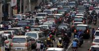 Cicaheum Macet Parah, Polisi Berlakukan Pengalihan Arus