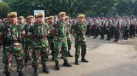 Pasca-Kerusuhan, Personel TNI-Polri Siaga di Lapas Kesambi Cirebon