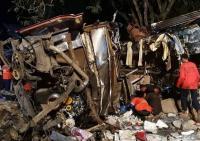 Sedikitnya 17 Orang Tewas dalam Kecelakaan Bus di Thailand