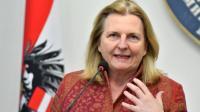 Gara-Gara Kaos Nazi, Austria Panggil Diplomatnya dari Israel