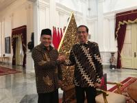 Jokowi Ajak Pagar Nusa Perangi Terorisme