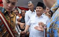 Prabowo Digadang Jadi Cawapres Jokowi, Gerindra: Silakan PDIP Deklarasi Dulu