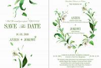Viral Undangan Pernikahan Anies dan Jokowi, Netizen: Selamat Menempuh Hidup Baru