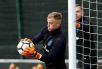 Hart Siap Rebut Posisi Kiper Utama Timnas Inggris