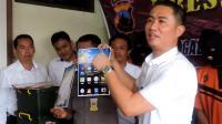 Polisi Buru 30 Sopir Taksi Online Palsu di Semarang