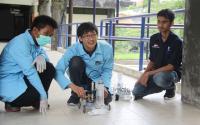ITS Ciptakan Mobil Prototype Berbahan Bakar Racikan Kimia