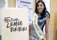 Miss Indonesia 2018 Tiap Hari Kampanyekan Word of the Day Challenge