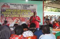 John Wempi-Habel Melkias Janji Perhatikan Seni dan Olahraga di Papua