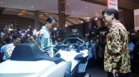 Lihat-Lihat Moge, Jokowi: Ini Pas untuk Paspampres