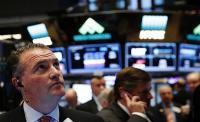 Wall Street Dibuka Terkoreksi Seiring Pelemahan Saham Blue Chip
