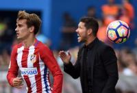 Simeone Berharap Griezmann Bertahan di Atletico
