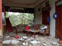 Cerita Warga ketika Gempa 4,4 SR Rusak Ratusan Rumah di Banjarnegara