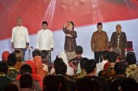 Debat Pilgub, Ganjar Sebut Jateng Bentengnya Pancasila dan Bhinneka Tunggal Ika