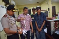 Polisi Tangkap Pemalsu Tiket Pertandingan PSMS Medan VS Perseru Serui