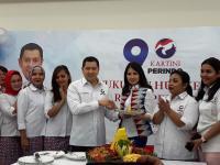 HUT Ke-2, Kartini Perindo Makin Solid untuk Hadapi Pemilu 2019