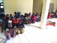 Terdampar di Aceh, 79 Etnis Rohingya Tak Miliki Dokumen Apapun