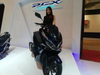 Mengenal Sepeda Motor Hibrida Pertama di Indonesia