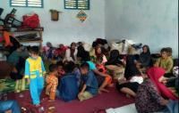 Trauma, Korban Gempa Banjarnegara Memilih Bertahan di Pengungsian