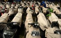 PT KAI Daop 3 Cirebon Berangkatkan 18.096 Sepeda Motor pada Mudik Lebaran 2018