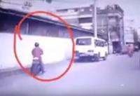 Polisi Tangkap Pengendara Motor Peremas Payudara Siswi SMA di Jalan Medan
