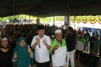 Sarimuda-Rozak Janji Buka 18 Ribu Lowongan Pekerjaan untuk Warga Palembang
