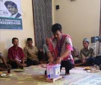 GRIND Wonogiri Ajak Petani Olah Kangkung Jadi Pupuk