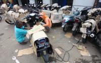 Lebaran Sudah Dekat, Ini Tips Mengirim Sepeda Motor ke Kampung Halaman