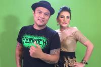 Debutkan Astri Ulat Bulu, Posan Tobing 'Eks Kotak' Rambah Dunia Musik Dangdut