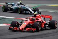 Raikkonen Pede Ferrari Tumbangkan Mercedes di Monte Carlo