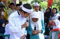 """""""Ngabuburit"""" Dedi Mulyadi, Hapus Air Mata Pasien Koma Tumor Rahim"""