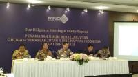MNC Kapital Terbitkan Obligasi Rp300 Miliar, Kupon Maksimum 12,5%