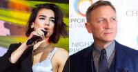 Dua Lipa Jawab Rumor Tentang Isi Soundtrack James Bond