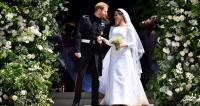 Rangkaian Bunga Royal Wedding Harry-Meghan Disumbangkan ke Rumah Sakit