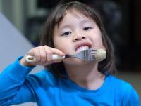 Lucunya Anak Zaskia Mecca yang Terpojok Ketahuan Makan Es saat Puasa