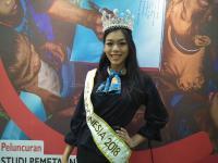 Fasilitas Pendidikan di Daerah Pelosok Minim, Alya Nurshabrina Semangati Anak Indonesia