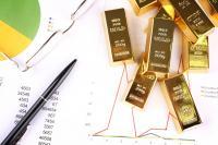 Emas Berjangka Naik di Tengah Penurunan Dolar dan Wall Street