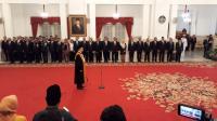 Jokowi Lantik Sunarto Jadi Wakil Ketua Mahkamah Agung