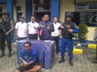 Otak Pelaku Perompak Lintas Provinsi Berhasil Dibekuk di Bangka Belitung