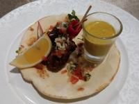 Tortilla Kambing, Sate ala Arab Jadi Menu Nikmat untuk Berbuka Puasa