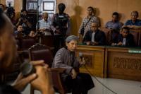 Aman Abdurahman ke Hakim: Silakan Vonis Mati Saya, Jangan Ragu