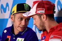 Dovizioso Beberkan Alasan Yamaha Lebih Pilih Rossi ketimbang Dirinya