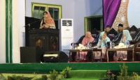Sri Mulyani ke Santri Gontor: Seluruh Masyarakat Punya Kesempatan Sama untuk Maju
