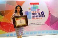 MNC Sekuritas Kembali Sabet Penghargaan di Bidang Digital